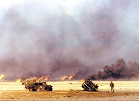 Guerra do Golfo: disputa pelo controle do petróleo no Oriente Médio