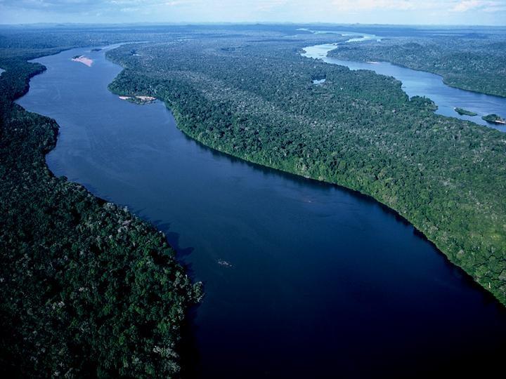 A Importância da Bacia Amazônica