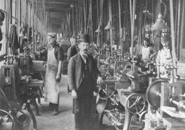 O que foi a revolução industrial?