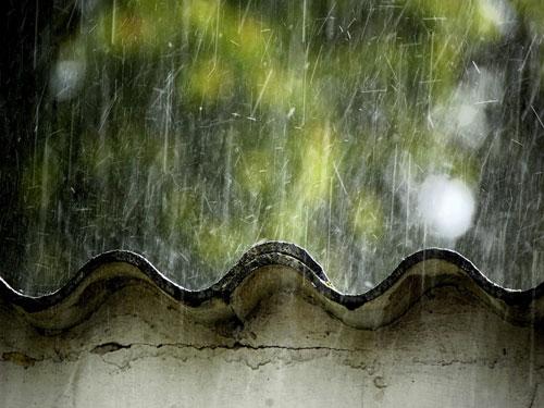 Periodos de chuvas no Brasil
