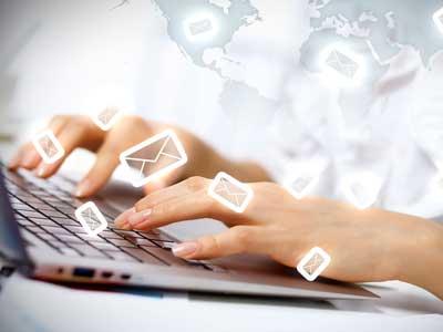 Criação de e-mail do governo brasileiro