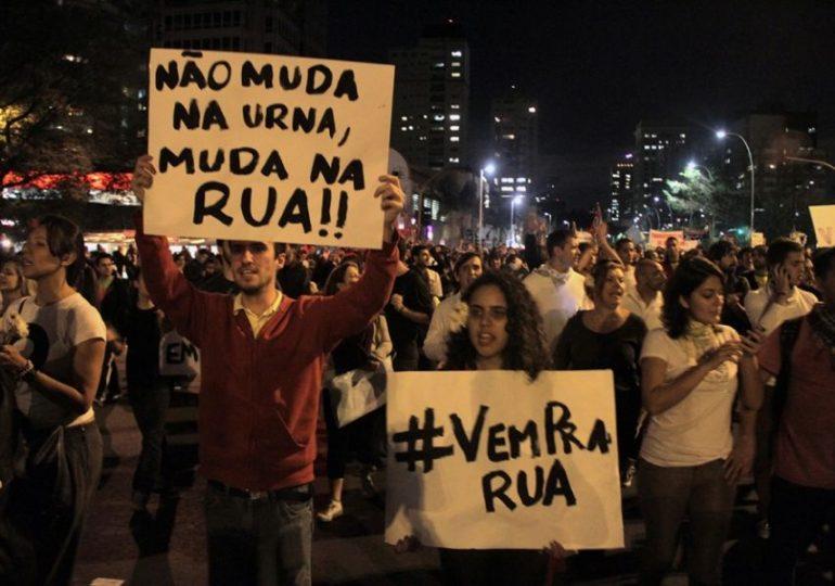 Resultado dos protestos pelo Brasil
