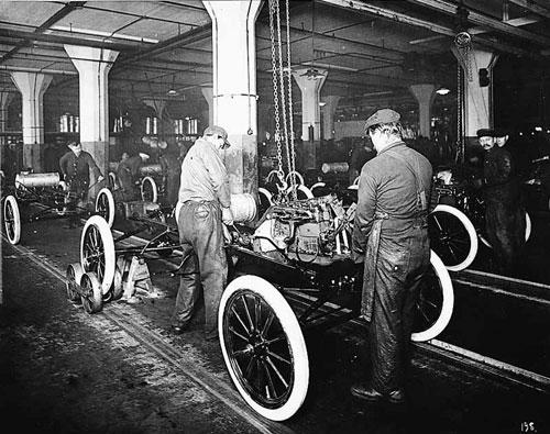 O começo da industrialização do Brasil