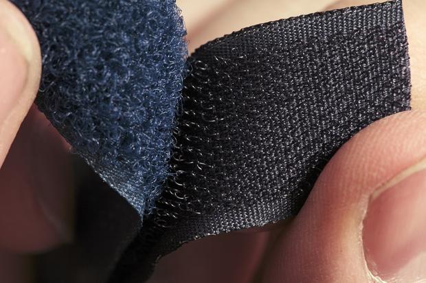 A invenção do Velcro