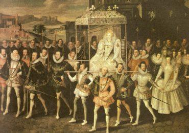 A Inglaterra do século XVI