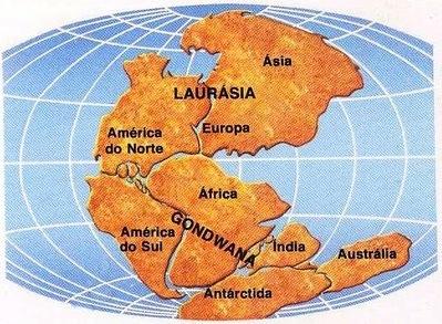Origem e Formação dos Continentes