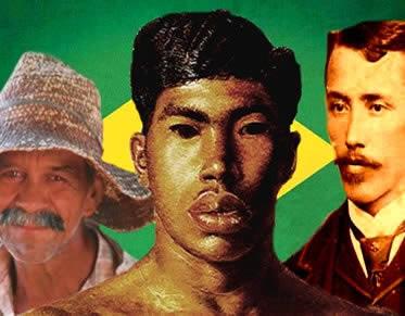 Um pouco da História do Brasil