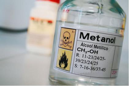Você conhece o Metanol?