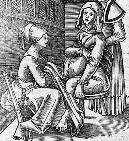 Mulher da Idade Média