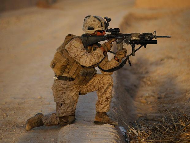Guerra do Afeganistão
