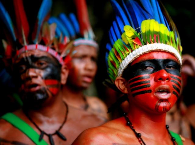 Terras Indígenas Brasileiras
