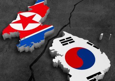 Coreia do Norte vs Coreia do Sul